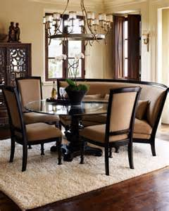 ashton banquette bench traditional dining benches by