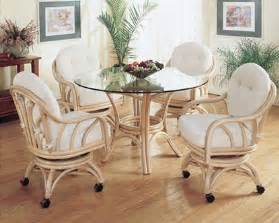 Wicker Dining Room Furniture Wicker And Rattan Dining Room Furniture Rattan Specialties Inc Captiva
