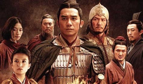 film seri three kingdom movie review red cliff elder geek com