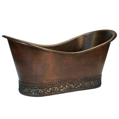 slipper bathtubs sale slipper copper bathtub