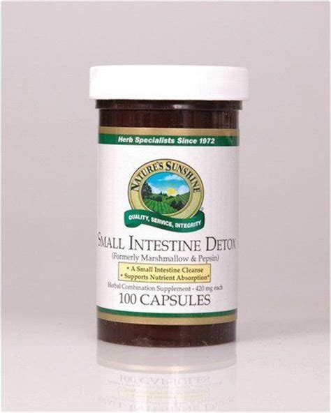 Small Intestine Detox Marshmallow And Pepsin by Pin By Amelia Barvosa On Health Personal Care