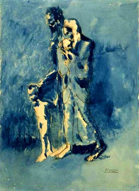 picasso hide paintings 17 best images about picasso blue period on
