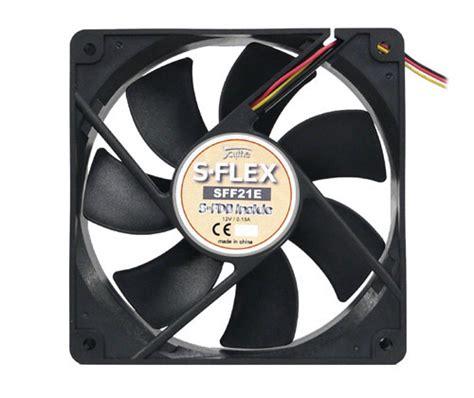 origin pc high performance ultra silent fans s flex 120mm fan 1200 rpm sff21e