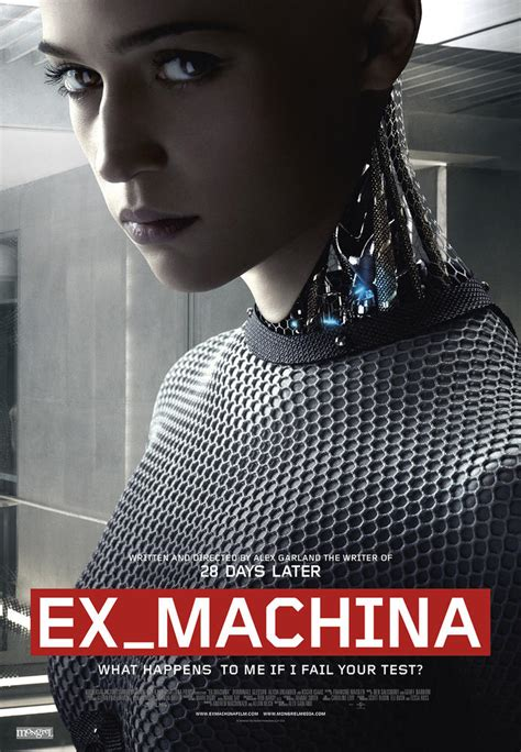 ex machina v f on dvd movie synopsis and info ex machina 2015 film cinoche com