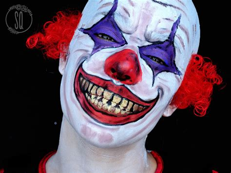 zombie clown tutorial zombie clown makeup mugeek vidalondon