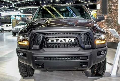 2018 ram rebel black edition specs