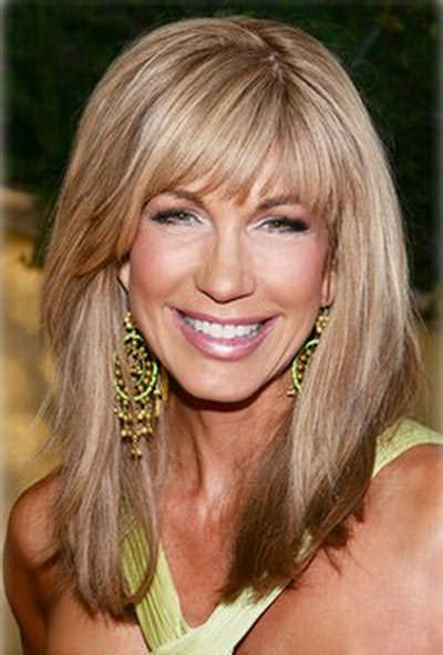 hair styles for women over 60 with long narrow faces 5 hairstyles for women over 60 with fine thin hair