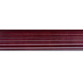 12 ft curtain rod 12 foot reeded wood curtain rod 2 1 4 quot diameter
