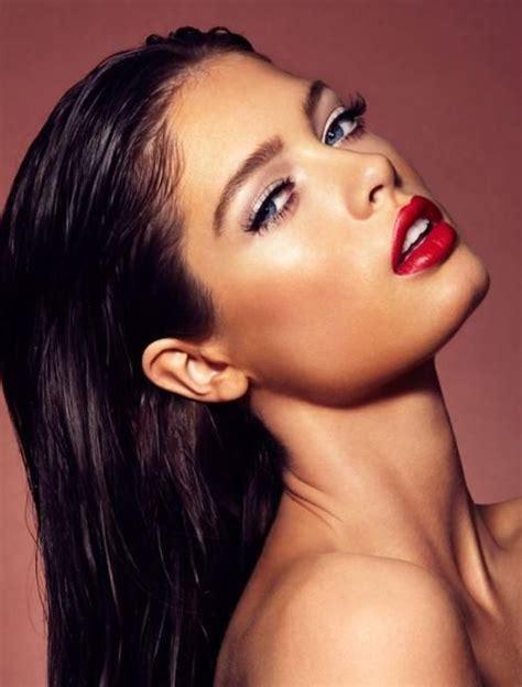 natural makeup tutorial for olive skin eyeshadow olive skin