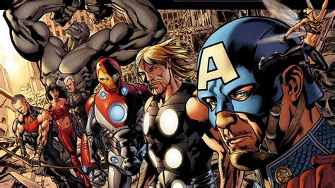 captain america thor ironman wallpaper comics marvel captain america thor iron man hawkeye s