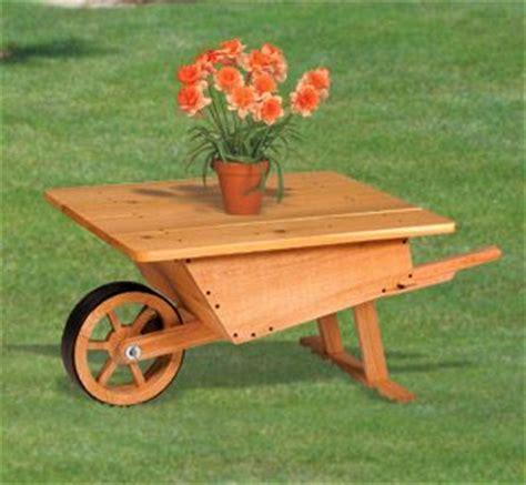 wheelbarrow planter woodworking plans woodworking