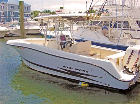 hydra sport boats for sale in new jersey hydra sports new and used boats for sale in nj