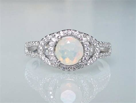 Wedding Anniversary Opal by Opal Anniversary Ring Ring For
