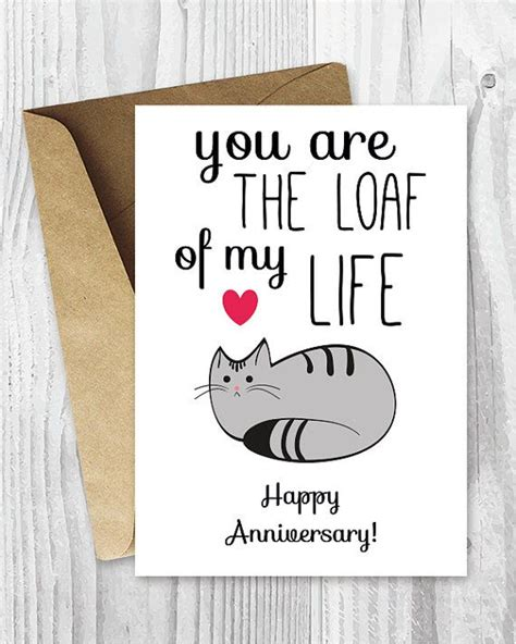 Anniversary Card Template For Husband by Best 25 Printable Anniversary Cards Ideas On