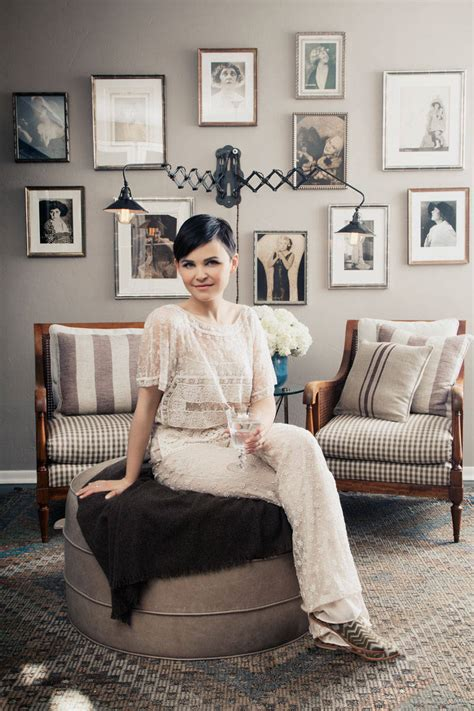 elle decor celebrity homes ginnifer goodwin and josh dallas selling house in the