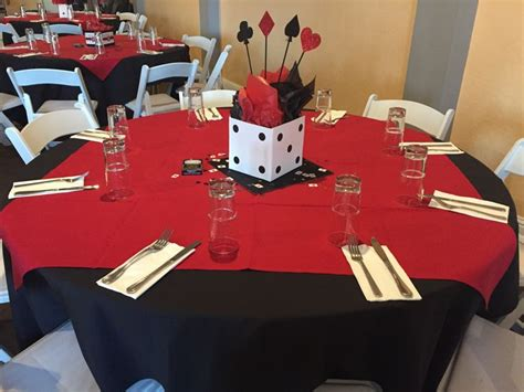 casino themed table decorations 17 best ideas about casino themed centerpieces on casino vegas theme