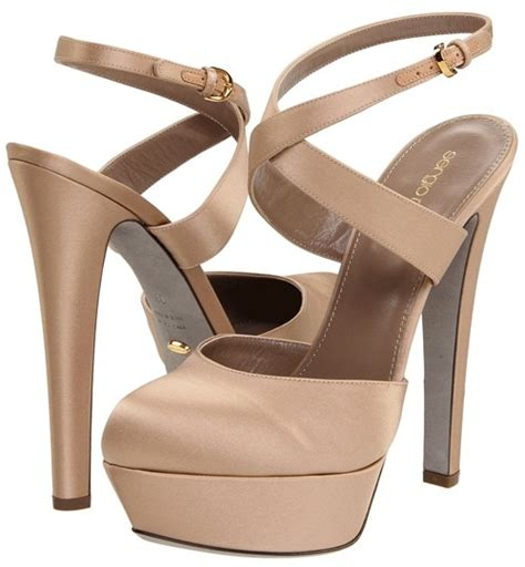 Do You Find Sergio Shoes by Isla Fisher In Sergio Quot Miladys Quot Platform Sandals And