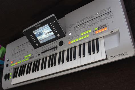 Keyboard Yamaha Tyros yamaha tyros 3 image 1467088 audiofanzine