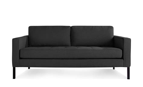blu dot sectional paramount studio sofa hivemodern com