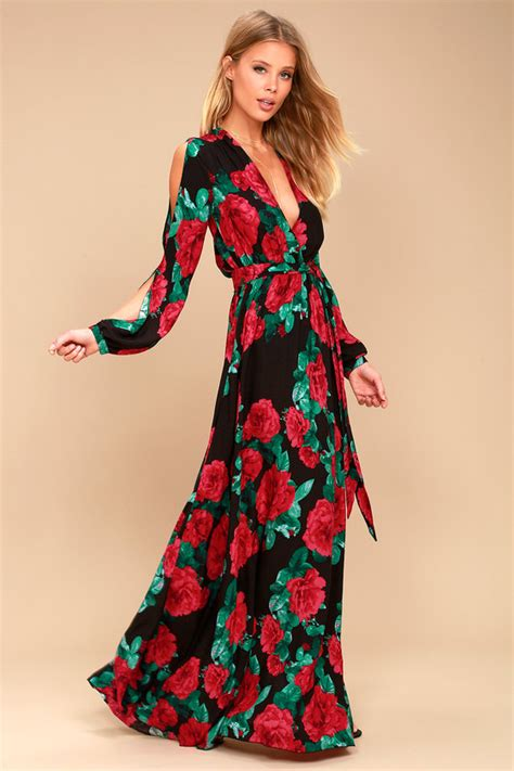 Longdress Maxy Dominic sleeve maxi dress floral www pixshark images galleries with a bite