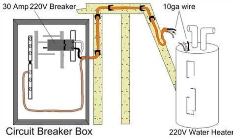 water heater thermostat wiring diagram wiring wiring