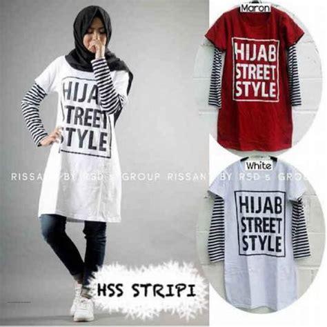 Gentelment Grosir Baju Murah grosir baju muslim hss stripi style grosir baju muslim pakaian wanita dan