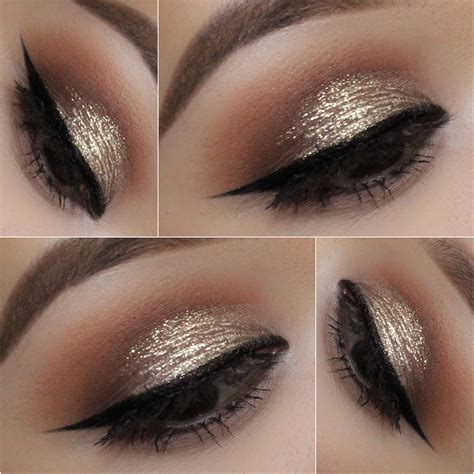 Eyeshadow Pixy Harganya stila magnificent metals in pixie dust shanneythich insta makeup ideas pixies
