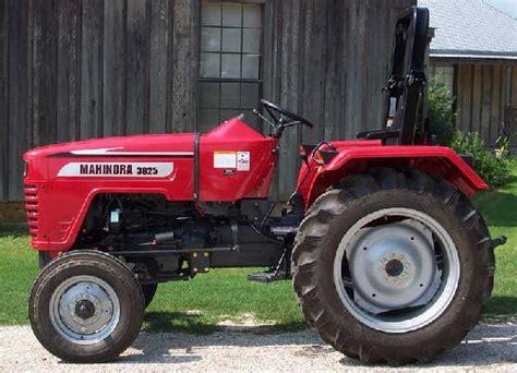 mahindra 3505 di mahindra 3825 tractor construction plant wiki fandom