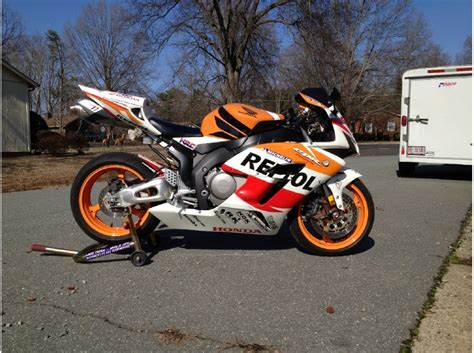 honda cbr 2005 for sale 2005 honda cbr 1000 repsol motorcycles for sale