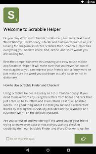 scrabble helper literati scrabble word helper android apps on play