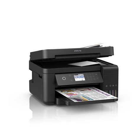 Printer Epson Adf epson l6170 wi fi duplex all in one ink tank printer with adf ink tank system printers epson