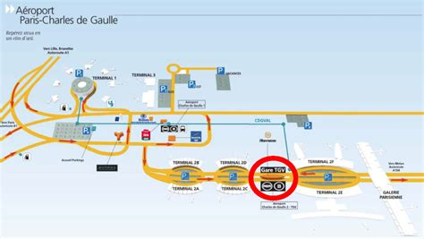 cdg map getting to from the airport travel tips in