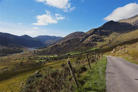 top   scenic drives  road trips  ireland