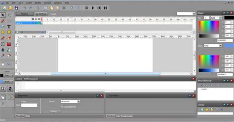 membuat video animasi gratis puradinata erda19 membuat animasi flash dengan software