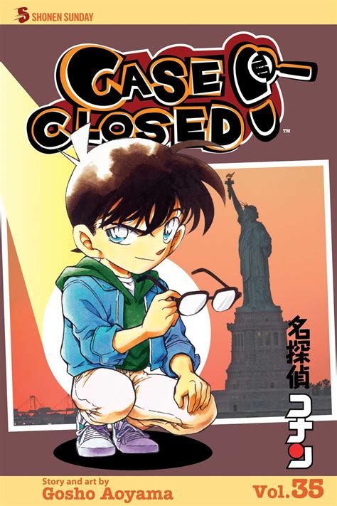 unfound the season 1 cases volume 2 books closed vol 35 book by gosho aoyama official