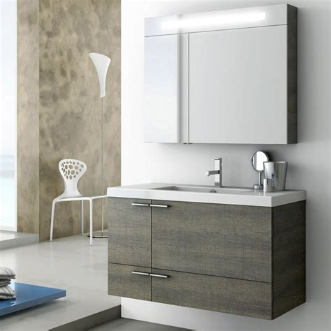 grey bathroom vanity cabinet modern 39 inch bathroom vanity set with medicine cabinet