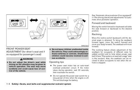 car repair manual download 2005 nissan maxima spare parts catalogs 2005 maxima owner s manual
