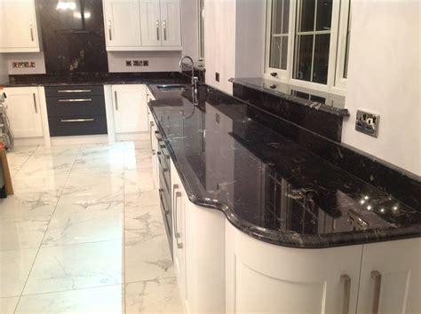 Granite Worktops Solid Granite Worktops Or Granite Tiles Which Is Better