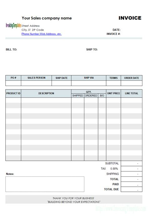 template advertising agency invoice template billing free download