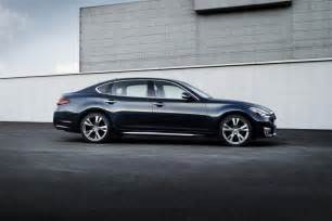 Infiniti M 50 2015 Infiniti Q70 Gets New Look Wheelbase Model