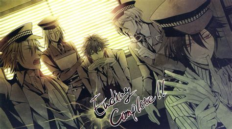 imagenes del anime amnesia amnesia full hd wallpaper and background image 3751x2094