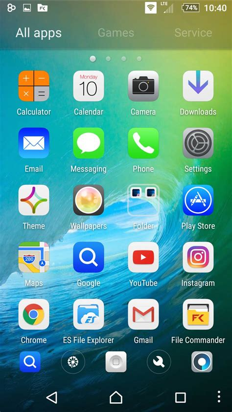 android themes ios 9 ios9 themepack for android by hs1987 on deviantart