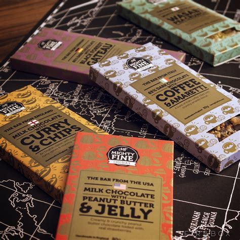 Top Chocolate Bars In The World by Around The World Chocolate Bars Buy At Firebox
