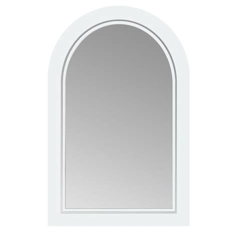 arched bathroom mirrors frosted arch bathroom mirror bathroom mirrors pinterest