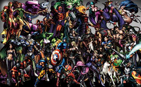 all marvel all marvel characters wallpaper wallpapersafari