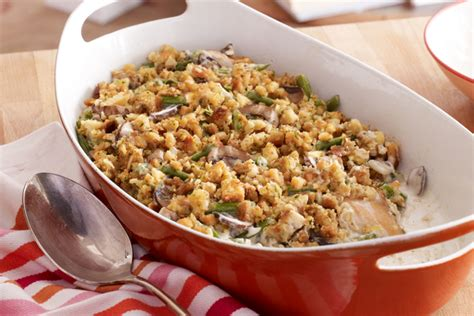 chicken green bean casserole kraft recipes