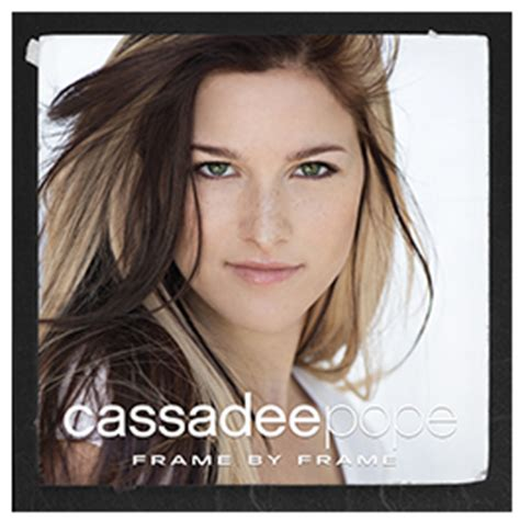 "cassadee pope announces ""frame by frame"" album title plus"
