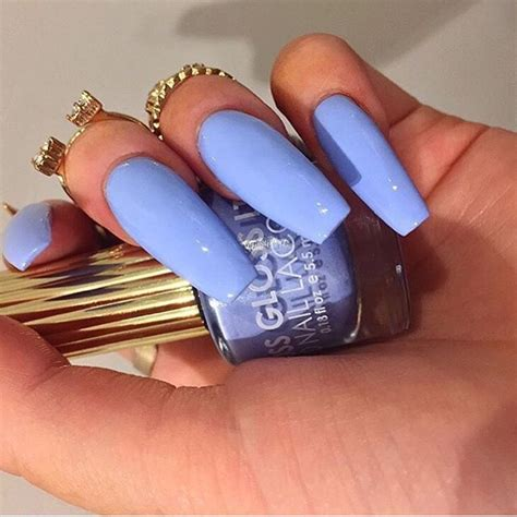 solid color acrylic nails 1000 ideas about acrylic nails on