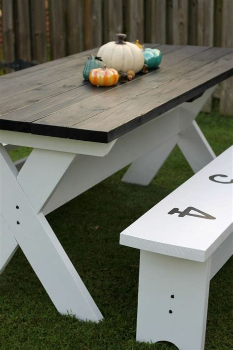 how to build a picnic table best 25 build a picnic table ideas on diy