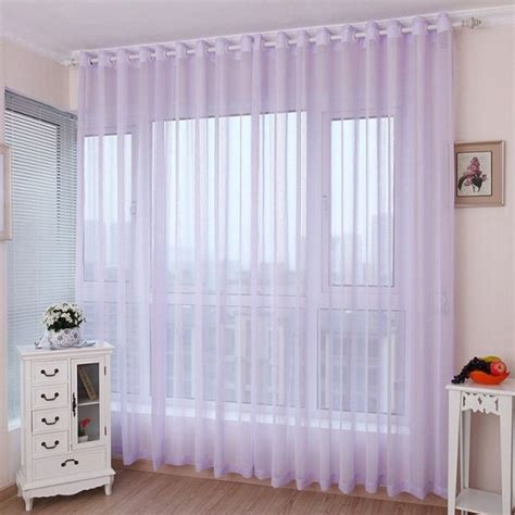 Lilac Sheer Curtains 1000 Ideas About Light Purple Bedrooms On Pinterest Lilac Bedroom Bedroom Colors And